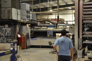 Manufacturer floor